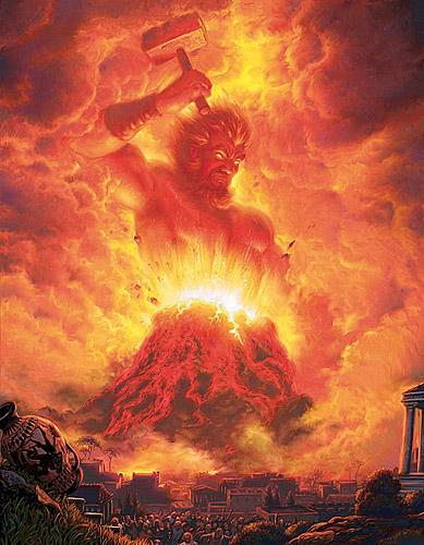 vulcan | Vulcan │Smith of the Gods | Pinterest  Vulcan Roman God