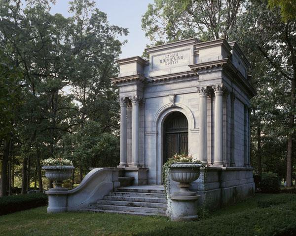 FHR Cornelius Smith Mausoleum