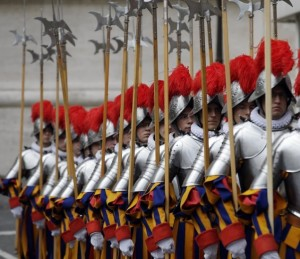 swiss-guards