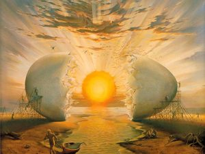 Astrology Apr 10-19 (♈️III): Light From An Egg