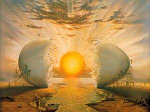 Astrology Apr 10-19 (♈️III): Light From An Egg